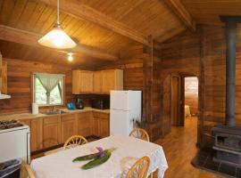 The Cabins at Kokee