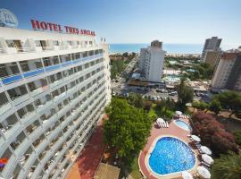 Hotel Tres Anclas, Gandía