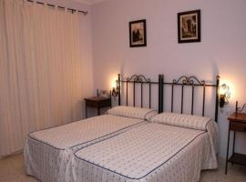 Hotel Don Juan, El Coronil