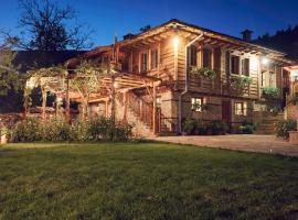Yovina House Zheravna