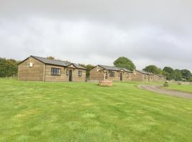 Abbey Hill Cottages, Hartlepool (рядом с городом Elwick)