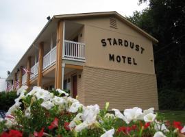 Stardust Motel, North Stonington (in de buurt van Wyoming)