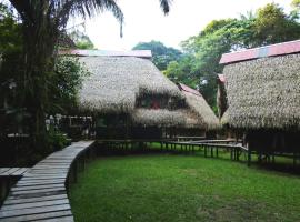 Jamu Lodge, Puerto Montúfar (Cuyabeno yakınında)