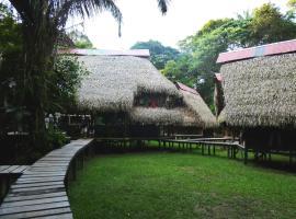 Jamu Lodge, Puerto Montúfar (Tarapoa yakınında)