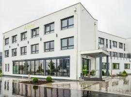 Ammi Hotel Garni, Inning am Ammersee (Geltendorf yakınında)