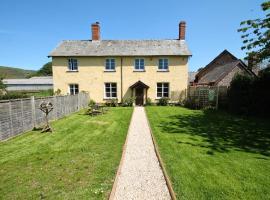 Farm Cottage, Porlock (рядом с городом Luccombe)
