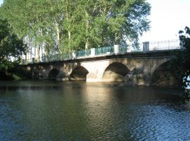 Le Petitepinay, Moitron-sur-Sarthe (рядом с городом Vernie)