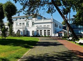 Schloss Hotel Yantarny, Yantarnyy