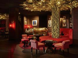 The Vagabond Club, A Tribute Portfolio Hotel, Singapore