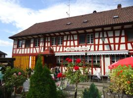 Gasthaus zum Freihof, Turbenthal (Fischingen yakınında)