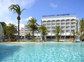 Gran Hotel Las Fuentes, Алькоссебре