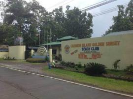 Camiguin Island Golden Sunset Beach Club