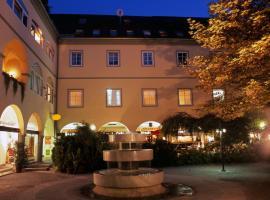 Hotel Goldener Brunnen