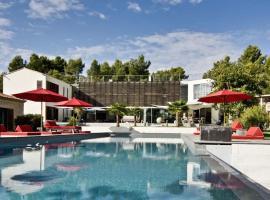 Design & Luxe Villa House Balinaise, Экс-ан-Прованс (рядом с городом Saint-Marc-Jaumegarde)
