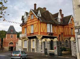 La Porte De Bretagne, Péronne
