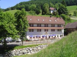 Hotel Sonne, Wolfach (Kirnbach yakınında)
