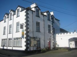 Tynte House, Dún Luáin (рядом с городом Ballybarney)
