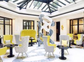 巴黎布爾甘地酒店