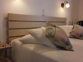 Christina Hotel, Naousa