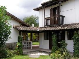 Hotel Cuello de Luna - Cotopaxi, Lasso