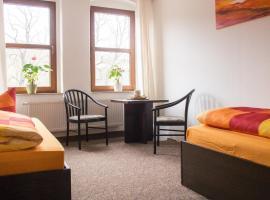 Sefano Low Budget Hotel, Nossen (Siebenlehn yakınında)