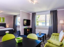 RELOC Serviced Apartments Zurich-Oerlikon