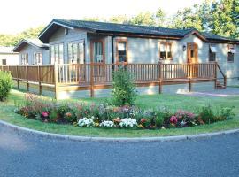 Jaybelle Grange Lodges, Lyminster (рядом с городом Barnham)