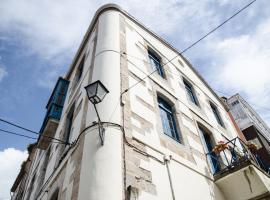 Apartamentos Torre 21, Betanzos (рядом с городом Oza dos Ríos)