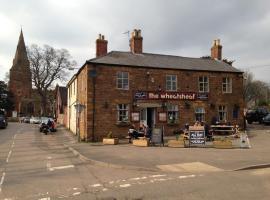 The Wheatsheaf, Crick (рядом с городом West Haddon)