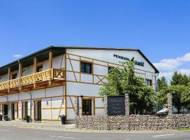 Pension Auszeit und Landgasthaus, Drahnsdorf (Glienig yakınında)