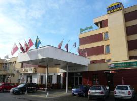 Hotel Slunce, Havlickuv Brod (Šmolovy yakınında)
