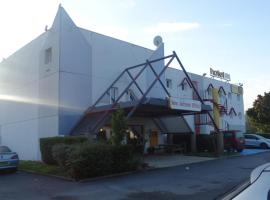 Fasthotel - Soissons Nord, Crouy