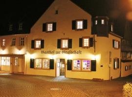 Gasthof zur Grafschaft, Veldenz (Gornhausen yakınında)