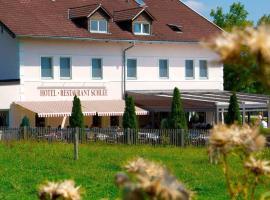 Hotel Schlee, Hohenschäftlarn (Ebenhausen yakınında)