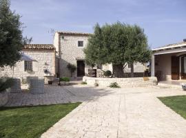 Country House La Casazza, Rosolini (Nær Ispica)
