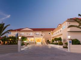 Kalamaki Beach Hotel, Zakynthos Island