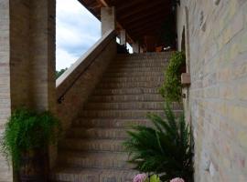 B&B Il Casolare, Floriano (Sant'Omero yakınında)