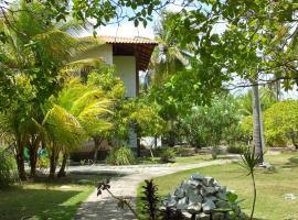 Ecolodge Batel Alagoas, Coruripe (Pontal do Peba yakınında)