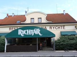 Ubytování Na Rychtě, Prag (Chodov u Prahy yakınında)