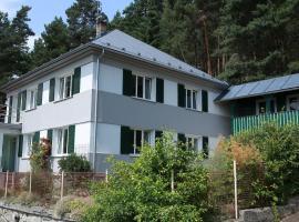 Apartments Michovka, Koberovy (Vrát yakınında)