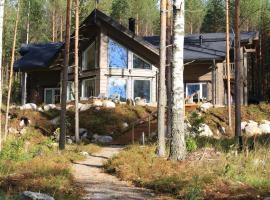 Villa Tukkilahti 4, Савонранта (рядом с городом Kokkoniemi)