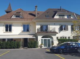 Auberge de Founex, Founex (рядом с городом Chens-sur-Léman)