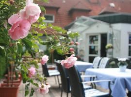 Hotel-Restaurant Fasanerie, Marburg an der Lahn (Wolfshausen yakınında)