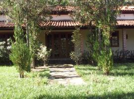 Rancho Cachoeira do Cedro, Porto das Flores