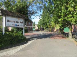 Holsteiner Hof, Heist