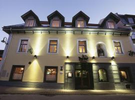 Hotel Post Karlon, Aflenz Kurort (Palbersdorf yakınında)