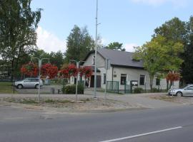Latvijas Sarkanā Krusta viesnīca, Rēzekne