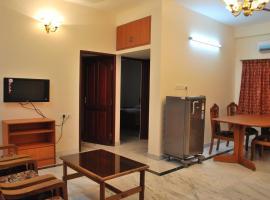ARS Nest Serviced Apartments, Ченнаи (рядом с городом Madipakkam)