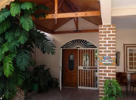 Auberge De La Cigogne, Порт-о-Пренс (рядом с городом Musseau)