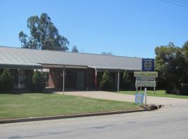 Barham Colonial Motel, Barham (Cohuna yakınında)